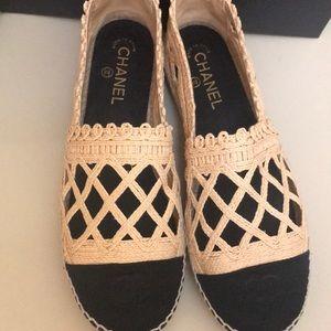 Chanel Espadrilles brand new. Size 41.
